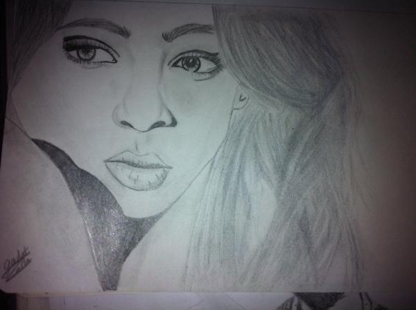 Rihanna par Anthysme
